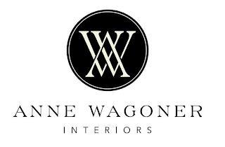 AW ANNE WAGONER INTERIORS trademark
