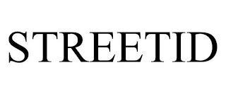 STREETID trademark