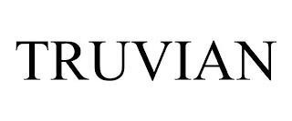TRUVIAN trademark