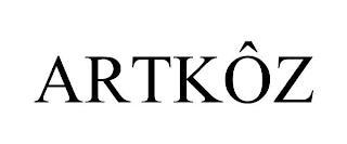 ARTKÔZ trademark