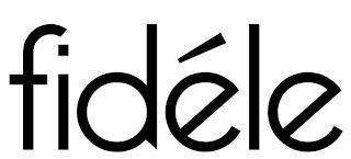 FIDÉLE trademark
