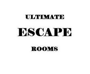ULTIMATE ESCAPE ROOMS trademark