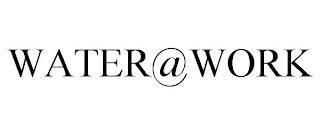 WATER@WORK trademark