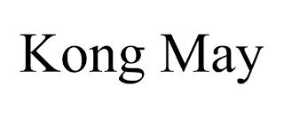 KONG MAY trademark