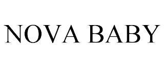 NOVA BABY trademark
