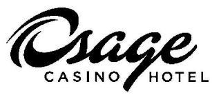OSAGE CASINO HOTEL trademark