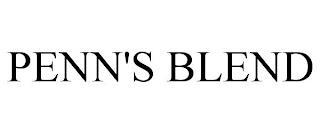 PENN'S BLEND trademark