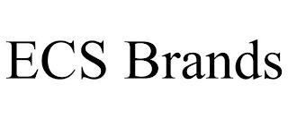 ECS BRANDS trademark