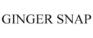 GINGER SNAP trademark
