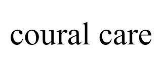 COURAL CARE trademark