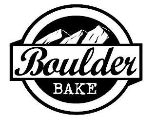 BOULDER BAKE trademark