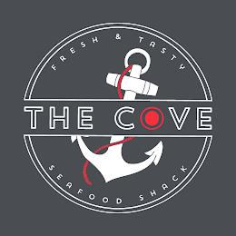 THE COVE FRESH & TASTY SEAFOOD SHACK trademark