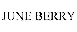 JUNE BERRY trademark