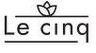 LE CINQ trademark