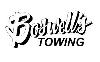 BOSWELL'S TOWING trademark