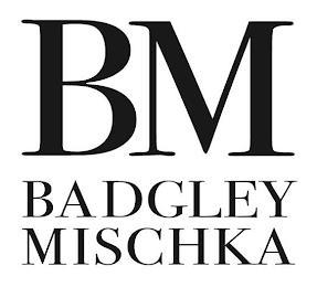 BM BADGLEY MISCHKA trademark