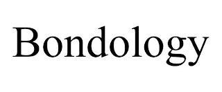 BONDOLOGY trademark