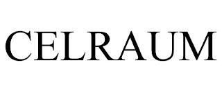 CELRAUM trademark