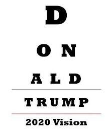 DONALD TRUMP 2020 VISION trademark
