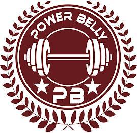 POWER BELLY PB trademark