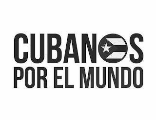 CUBANOS POR EL MUNDO trademark