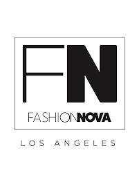 FN FASHION NOVA LOS ANGELES trademark