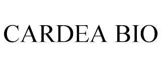 CARDEA BIO trademark