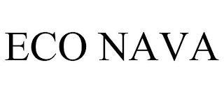 ECO NAVA trademark