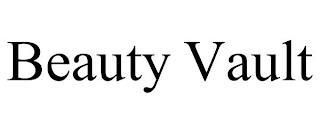 BEAUTY VAULT trademark