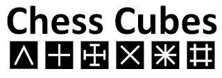 CHESS CUBES trademark