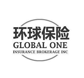GLOBAL ONE INSURANCE BROKERAGE INC trademark