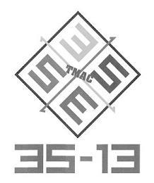TMAC 3535 35-13 trademark