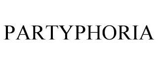 PARTYPHORIA trademark