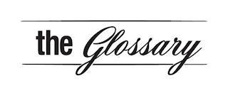 THE GLOSSARY trademark