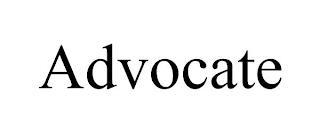 ADVOCATE trademark