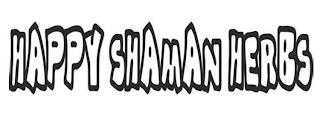 HAPPY SHAMAN HERBS trademark
