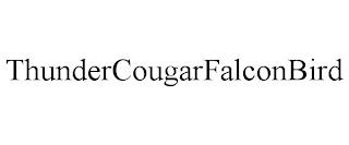 THUNDERCOUGARFALCONBIRD trademark