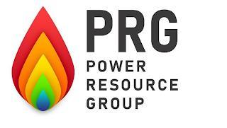 PRG POWER RESOURCE GROUP trademark