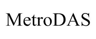 METRODAS trademark