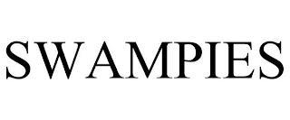 SWAMPIES trademark