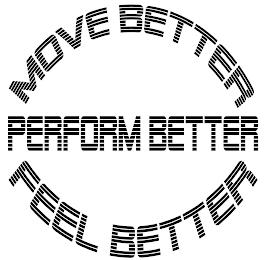 MOVE BETTER FEEL BETTER PERFORM BETTER trademark