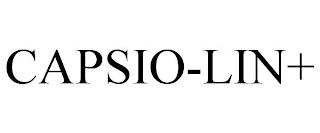 CAPSIO-LIN+ trademark