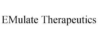 EMULATE THERAPEUTICS trademark