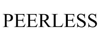 PEERLESS trademark