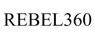 REBEL360 trademark