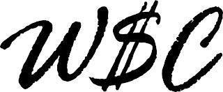 WSC trademark