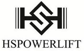 HS HSPOWERLIFT trademark