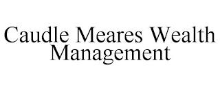 CAUDLE MEARES WEALTH MANAGEMENT trademark