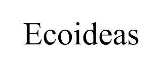 ECOIDEAS trademark
