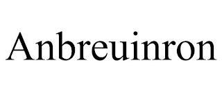 ANBREUINRON trademark